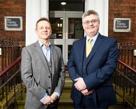 Leading law firm announces new Senior Partner