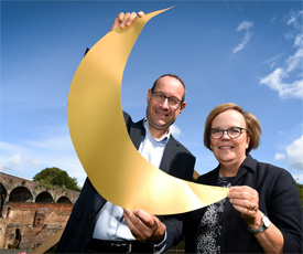 Museum over the moon with law firm's sponsorship deal