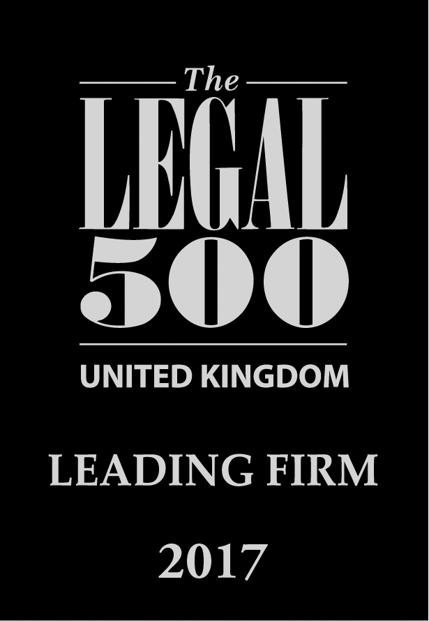 Our best ever year in The Legal 500