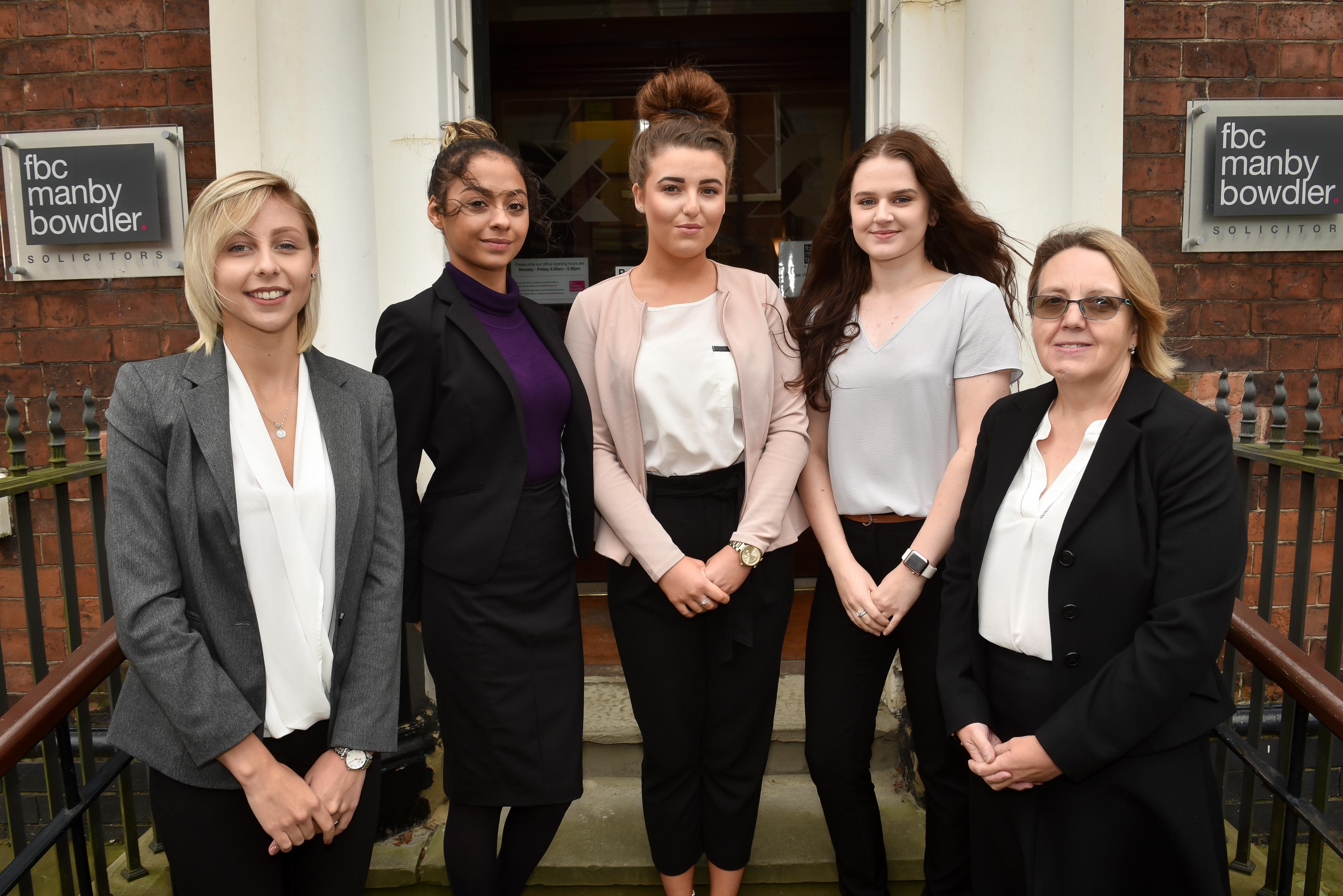 Law firm launches apprenticeship scheme