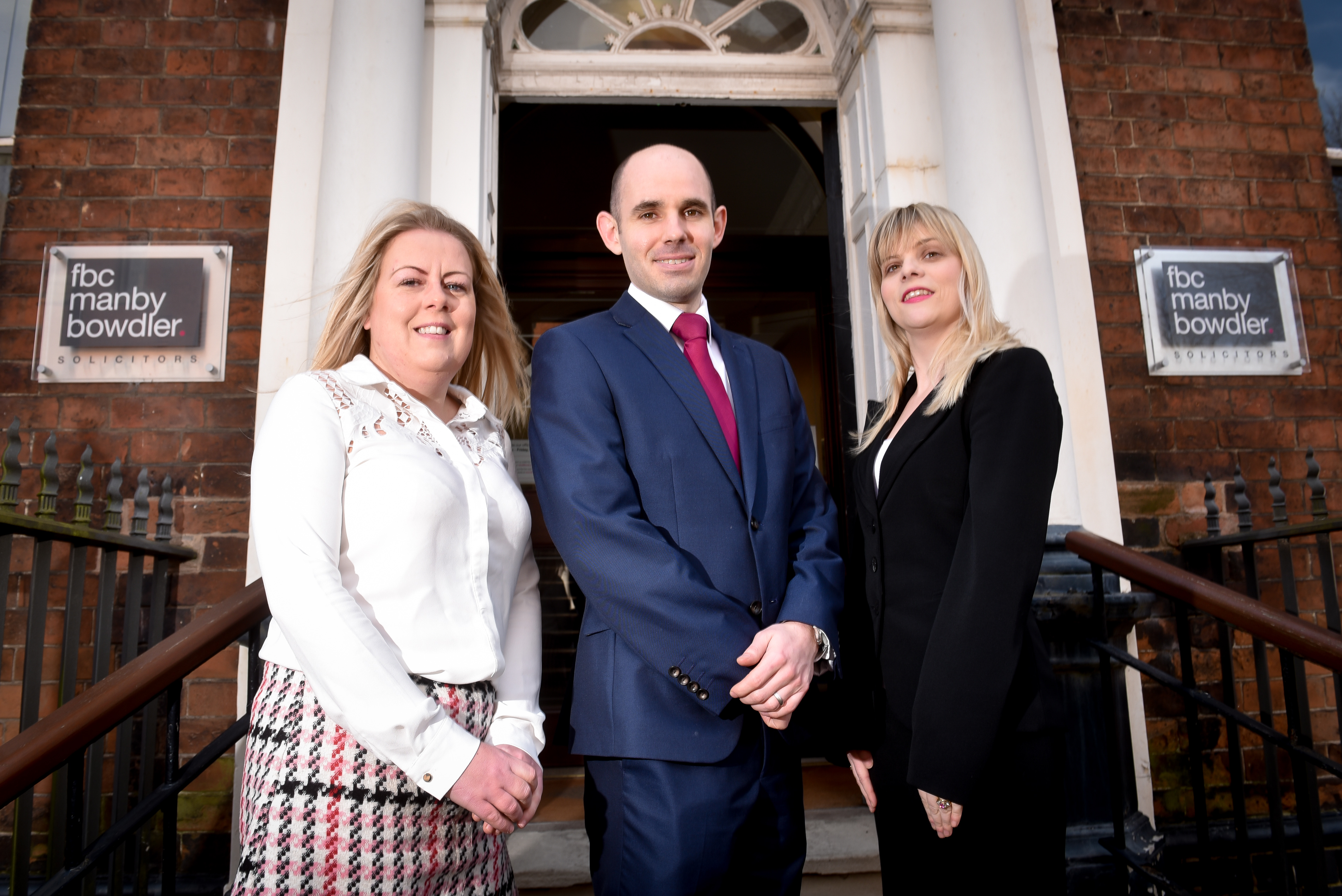 New appointments at award winning law firm