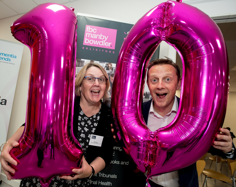10 year celebration for FBC Manby Bowdler