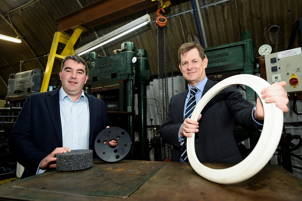 Specialist rubber engineering firm continues to grow with further acquisition